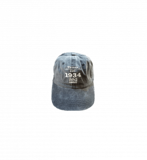 1934 BBQ Sauce Hat – Charcoal