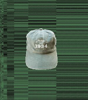 1934 Hat – Green