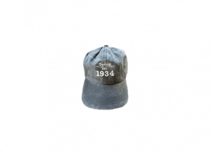 1934 Hat – Charcoal