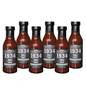 1934 BBQ Sauce – Original (6pk case)