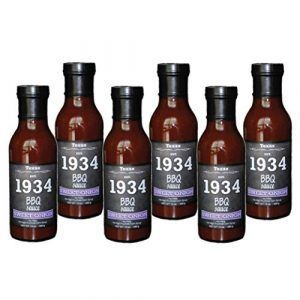 1934 BBQ Sauce Sweet Onion – case
