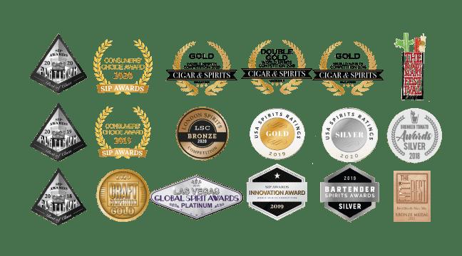 1934 Bloody Mary international awards
