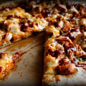 1934 bbq pizza